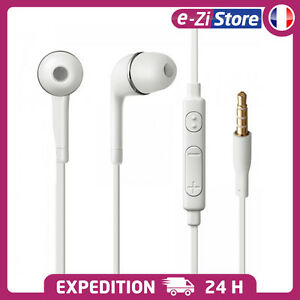 ECOUTEURS-STEREO-INTRA-AURICULAIRE-KIT-PIETON-iPHONE-SAMSUNG-LECTEUR-Mp3-mP4