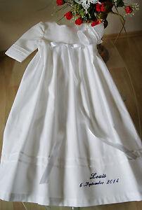 Detalles De Taufkleid Baby Faldones Bautizo Jóvenes Chicas Talla 56 62 68 74 80 86 Ver Título Original