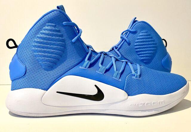 Nike Hyperdunk X Mens Basketball Shoes University Blue At3866 405 Size 15