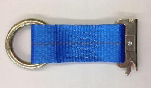 4 pack E-Track Rope Tie Offs Cargo Trailers Enclosed Van Trailer Tiedown