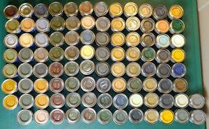 Kit-Modello-Pittura-15-x-Revell-14ml-Smalto-Scelta-15-Colori