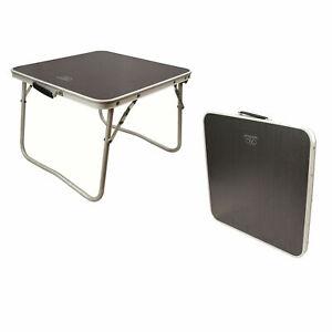 Highlander Fur075 Small Folding Mdf Camping Table