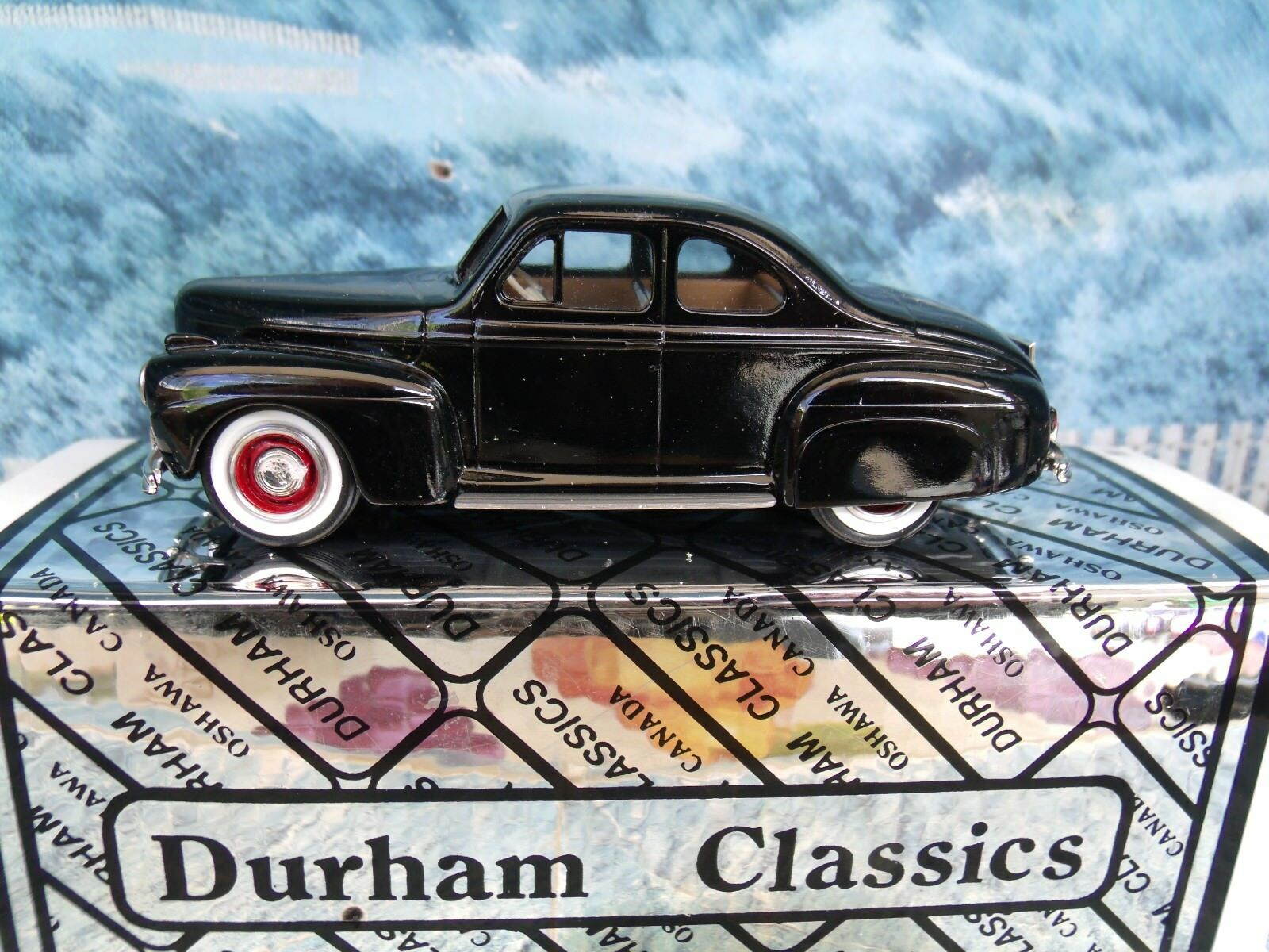 1 43 Durham classics  DC15 Ford Coupe  1941  TGoldnto Collectors Toy Show1 Of 350