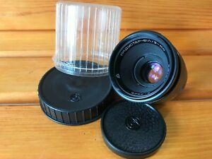 MC INDUSTAR-61L/Z F2.8/50mm SLR lens M42 Zenit Nikon Canon made in USSR №813225