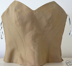 Superbe-Bustier-Thierry-MUGLER-T38-neuf-couture-couturier-femme-taille-38-S