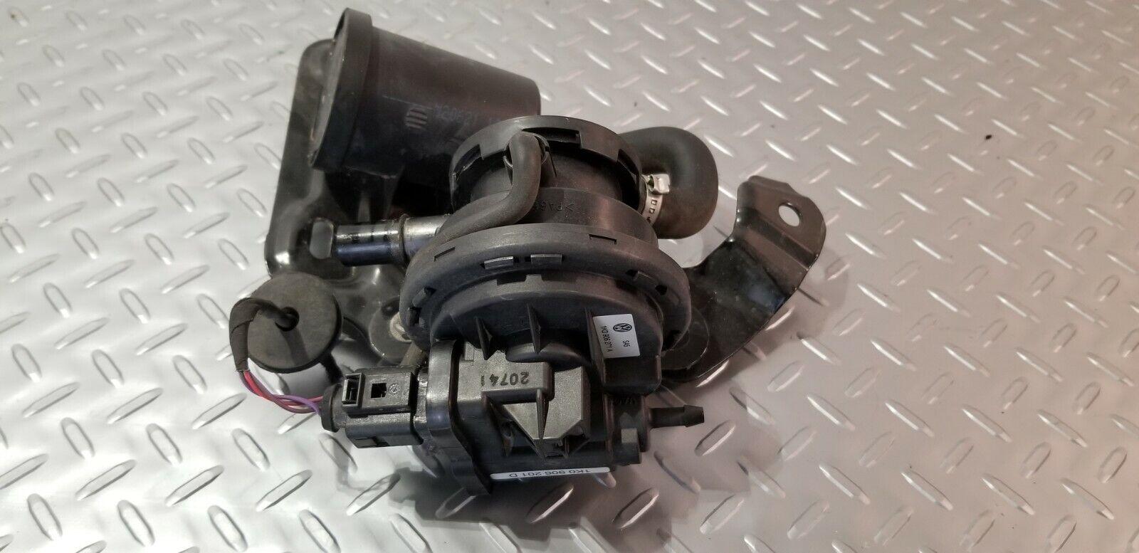 VW VOLKSWAGEN OEM 1K0906201D Jetta Vapor Canister Detection Pump 1K0-906-201-D