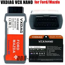 VXDIAG VCX NANO for Ford/Mazda 2 in 1 with IDS V100 Code Reader Scanner Unlocked