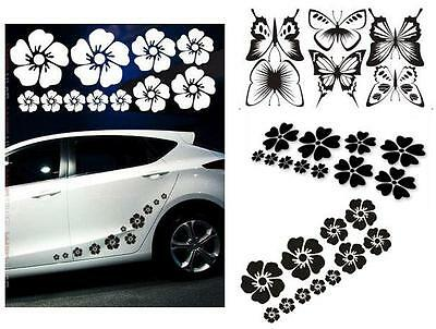 Car Reflective  Decorative Stickers scratch Stickers 5colors