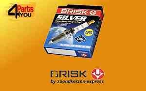 DR17YS-BRISK-SILVER-LPG-SPARK-PLUG-4pcs-4x