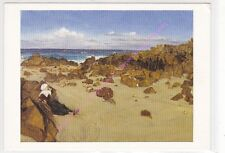 CP ART TABLEAU JAMES McNEILL WHISTLER The Coast of Brittany