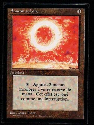 *MRM* FRENCH Anneau Solaire Sol ring NM//M MTG FBB