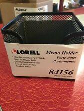Lorell Mesh Memo Holder