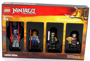 Lego SetLimited Afficher Détails MasqueNeuf Ninjago Avec D'origine Rush Le Minifiguren Sur 5005257 Titre EditionHarumi nN0vm8w