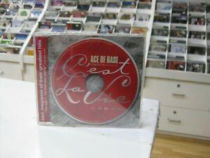 Ace Of Base CD Single C'Est La Vie Always 1999