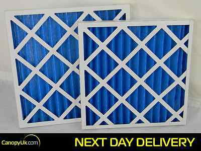 G4 Pleated Panel Air Filter 496w x 496h x 47mm