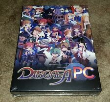 Disgaea PC Deluxe Dood Dude Limited Collectors Edition *New* (Steam Key PC 2016)
