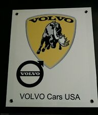 Volvo Cars USA sign