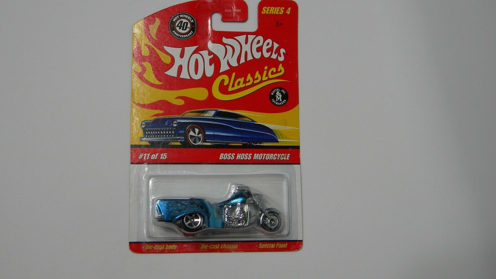 Hot Wheels Super Tonnerre typiquement identifiables véhicules série 1 02//05