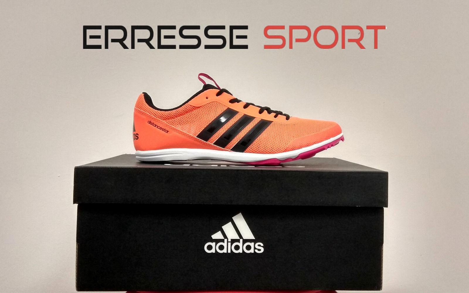 Adidas Distancestar chaussures crampons athlétisme demi bas athletic field