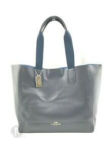 Coach-F59818-Large-Derby-Leather-Tote-Hand-Bag-Purse