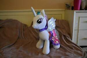 Gorgeous-Build-a-bear-Unicorn-with-wings-and-coat