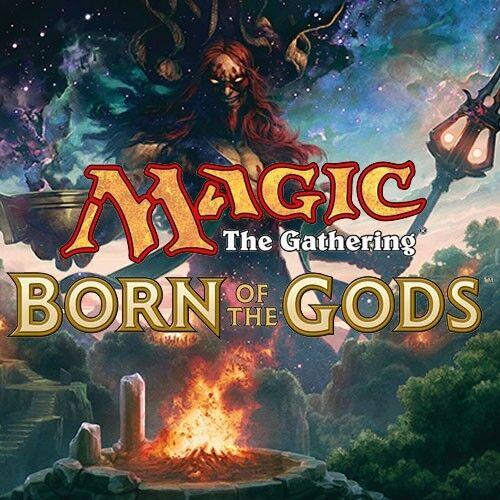 GERMAN Magic MTG Born Born Born of the Gods BNG Factory Sealed Booster Box the Gathering d86b91