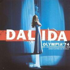 Olympia 1974 by Dalida (France) (CD)