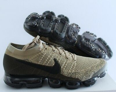 b6ded046510a Nike Air Vapormax Flyknit Pudding Mens 849558-201 Khaki Running Shoes Size  11