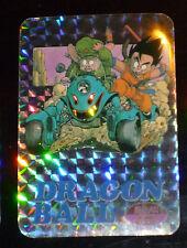 DRAGON BALL Z DBZ COVERS COLLECTION CARDDASS CARD PRISM CARTE BIRD BRAVO C29 NM-