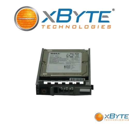 Dell 600GB 10K 12Gbps SAS 2.5 HDD 512e 4WX8Y