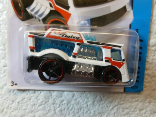 2015 Hot Wheels-Branco Frio Mill #4