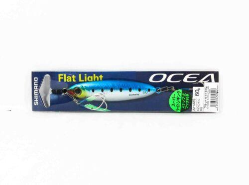 Shimano JU-S60S Ocea Flat Light Jig 60 grams Sinking Lure 005 658517