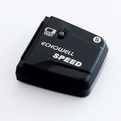 Echowell Computers Wireless Speed Sensor Black Up to 3 Meters Bike