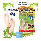 Walnut Foot Care Feet Scrubber Cream Peeling Pumice Dead Hard Skin Callus Mask