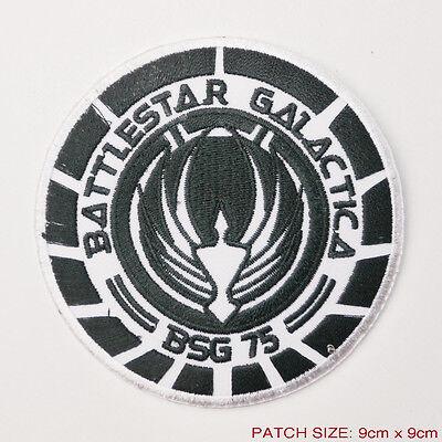 BATTLESTAR GALACTICA Crew Embroidered Uniform Patch