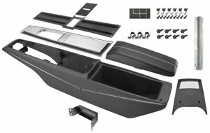 RestoParts Black Center Console Door 1970-1972 Chevelle El Camino Monte Carlo