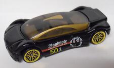 1998 Hot Wheels Dash 4 Cash Audi Avus #723-Black Paint