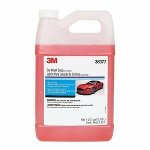 3M-Car-Care-Automotive-Wash-Soap-Concentrate-3-78L-38377-Shampoo-Dirt-Grime