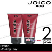 Joico Ice Erratic Hair Molding Clay 100ml 3.4oz 2pcs