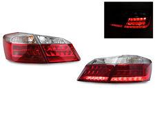 True V6 OE Style 2013 14 15 Honda Accord 4D Sedan Red/Clear LED Tail Light DEPO