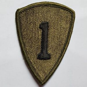 U-S-ARMY-1ST-PERSONNEL-COMMAND-OLIV-SUBDUED-AUFNAHER-PATCH