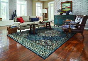 area-rug-Wlgtn-120-Carpet-large-amazing-Blue-soft-pile-size-option-2x3-5x7-8x11