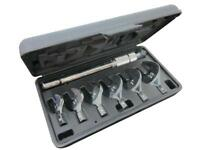 Mastercool 70078 Torque Wrench Includes Sizes: 17, 22, 24, 26, 27 And 29 Mm