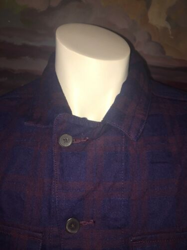 NWT~Vintage Style Cool colors Button up Long sleeve Jacket~Nice design style