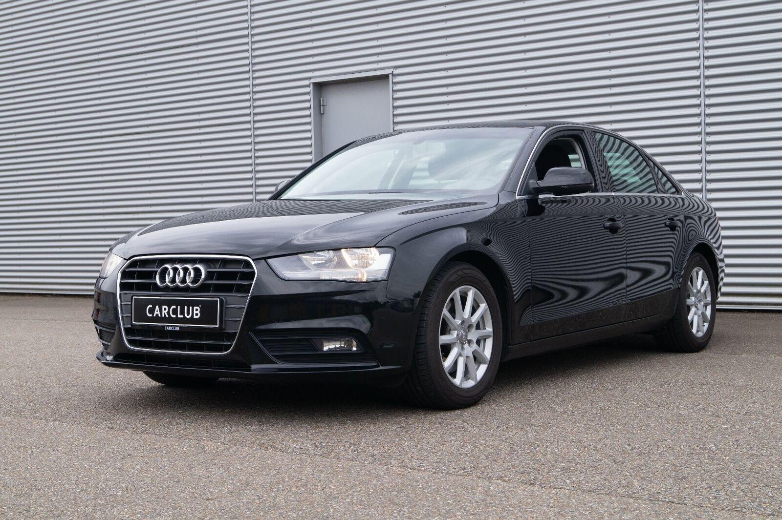 Audi A4 2,0 TDi 136 4d - 119.900 kr.
