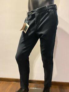 Pantalone-made-in-italy-chino-Berwich-mod-morello-73-in-cotonvissuto