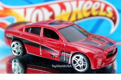 2018 Hot Wheels Multi Pack Exclusive /'11 DODGE CHARGER R//T☆silver-gray;pr5☆LOOSE