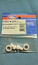 Uniweld Repair Kit For The 2 Valve Brass Manifold Part Qvk 2 Gauge Set Parts