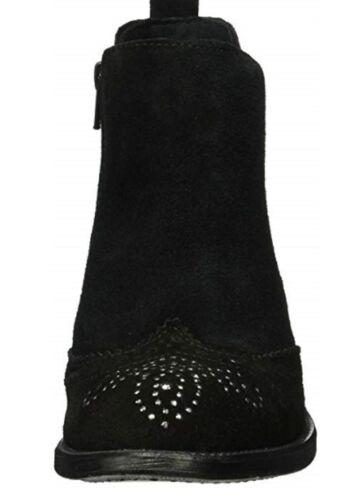 Size 7 S 38 5 Us 25449 Black Women's Chelsea oliver Boots Bnib Eu CwBUq