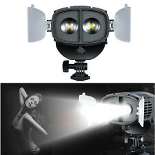 Bi-Color Dimming Spotlight LED Video Focus Light for DSLR Photo Studio Wedding